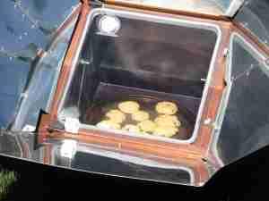 Coooookies! (All American Sun Oven)