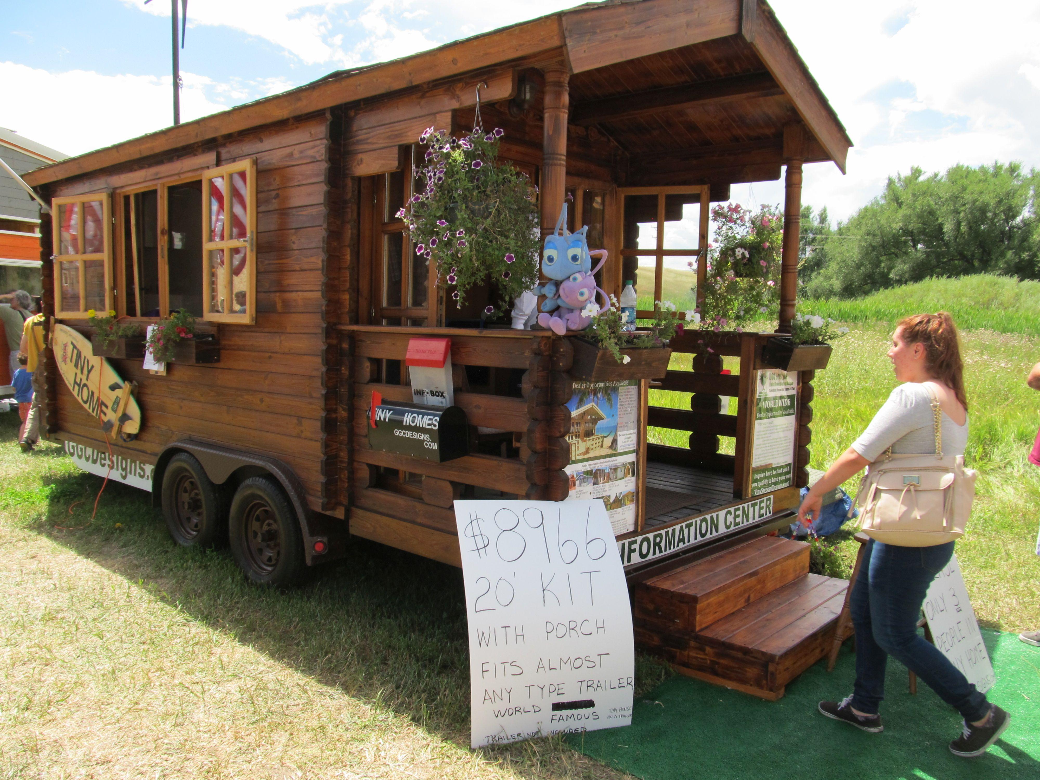 Tiny House Jamboree- Colorado Springs: Part 15  cattaillady